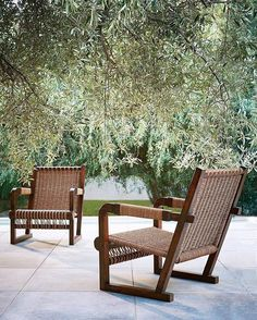 Nice Back To Nature: The Casual And Relaxed Joshua Tree Lounge Chair