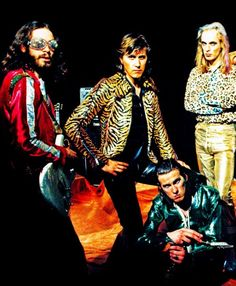 Roxy Music- Glamorous- Do the Strand indeed! I've seen Roxy and solo Bryan several times dating back to the '70s, they reign big in my world. Always my go to music.