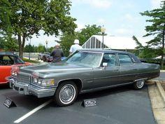 Cadillac Fleetwood 60 Special Brougham