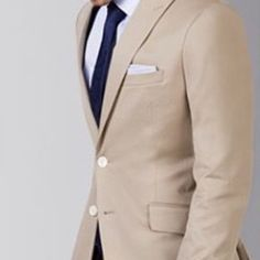 Last days of summer deserve a beige #Bespoke #suit like this! http://ift.tt/2rCF0B7