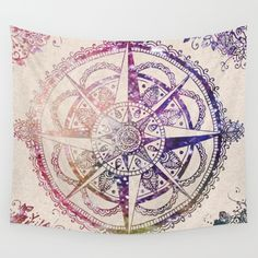 Buy Voyager II Wall Tapestry by Jenndalyn. Worldwide shipping available at Society6.com. Just one of millions of high quality products available.