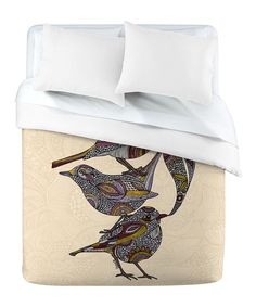 Three Kings Duvet Cover--guest room