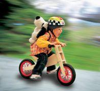 Biker!  eco design bike for kids