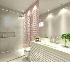 Bedroom Hotel Style Bath New Ideas Bathroom Design Small, Bathroom Interior Design, Modern Bathroom, Bathroom Designs, Trendy Home, Bathroom Inspiration, House Design, Decoration, House Styles