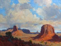 Stormscape by Bill Cramer Oil ~ 30 x 40