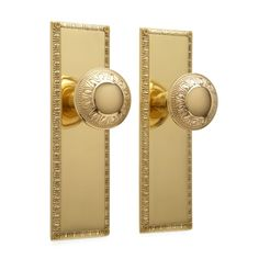 Antique Reproduction Exterior Door Hardware
