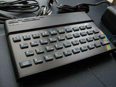 Aniversário de 30 anos do ZX Spectrum (meu primeiro computador) Computer Keyboard, Programming, Electronics, 30 Years, Keyboard, Computer Programming, Coding