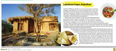 Lakshman Sagar is a charming boutique resort carefully curated by Sewara Hospitality. Thank you Anurag Mallick for the wonderful review in The New Indian Express, Indulge.