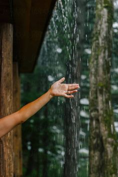 Hand Reaching out during Rain Storm by Raymond Forbes LLC - Hand, Water - Stocksy United Rain Storm, No Rain, Ocean Storm, Hand Photography, Creative Photography, Digital Photography, Storm Tattoo, Hands Reaching Out, Rain Wallpapers