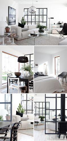 canapé en diagonale