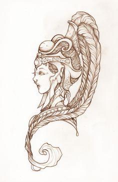 Ancient Egypt Traditional April 2016 Art Illustration Doodle