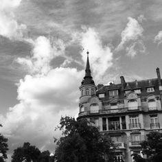 Pitit oiseau à la Nation - Paris - photo V. Robin
