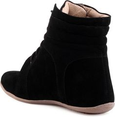 Kielz Ladies Boots - Buy Black Color Kielz Ladies Boots Online at Best Price - Shop Online for Footwears in India | Flipkart.com