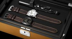 Collecting Watches - the Panerai Luminor Black Seal and Luminor Daylight Special Edition Set