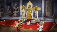 75900 El misterio de la momia del museo - Productos - Scooby-Doo LEGO.com
