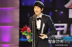 Im Siwan --- 2012 MBC Entertainment Awards
