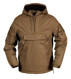 The Ultimate Urban Tactical Anorak Tactical Wear, Tactical Clothing, Anorak, Parka, Outdoor Men, Military Gear, Cool Gear, Outdoor Outfit, Survival Gear