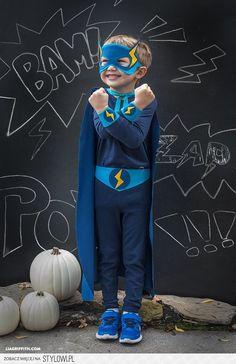 Homemade Halloween Costumes - Superheros na Stylowi.pl