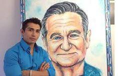 Cristiam Ramos to pochodzący z Meksyku młody artysta, który posiada niebywały talent. Do wykonania swoich prac wykorzystuję pastę do zębów. W związku z tym jest to trudniejsze niż malowanie zwykłymi farbami. Przeciętnie jeden obraz wykonuję 200 godzin i zużywam 30 tubek pasty. Muszę pracować szybko, ponieważ pasta staje się sucha i krucha. Ponadto, zapach mięty …