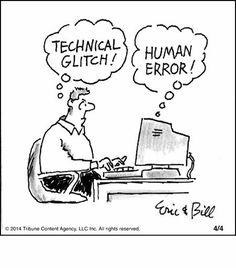 Bottomliners on GoComics.com #humor #comics #technology