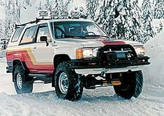 Paint - 1985 Toyota With Supercharged Engine Toyota Pickup 4x4, Toyota Trucks, Toyota Cars, Toyota 4runner, 4x4 Trucks, Toyota Tacoma, Toyota Sequioa, 1st Gen 4runner, 4x4 Parts