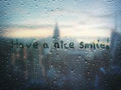 Have a nice #smile #kfobabai #window #Fenster