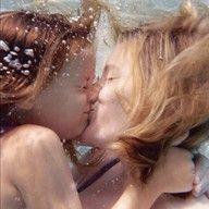 """Rules for Mothers and Daughters.   """"Teach her how to love- with passion and kisses.Love her passionately."""""""