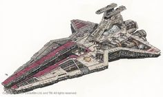 STAR WARS Capitol Ships