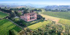 Villa Mangiacane (Florence, Italy) - #Jetsetter