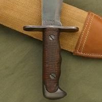 US Model 1917 Bolo Knife w/ Scabbard Choice of Badass Henry Johnson!