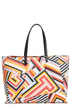 Tory Burch 'Kerrington Square' Tote available at #Nordstrom