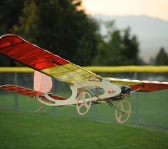SkyEye – RC sport flyer designed for #FPV #GoPro #airplane