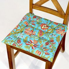 Dining Room Chair Cushions Colorful Rooms Wood Tables Kitchen Ideas