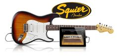Stratocaster With Built In USB