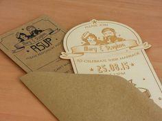 Boho Loves: Dot Laser LTD – Personalised, Beautifully Laser Cut and Engraved Wedding Stationery