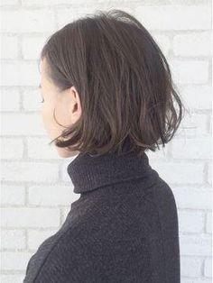 hair pics of natural hair styles - Natural Hair Styles Medium Short Hair, Medium Hair Styles, Curly Hair Styles, Short Bob Hairstyles, Pretty Hairstyles, Asian Hair, Hair Images, Hair Today, Hair Dos