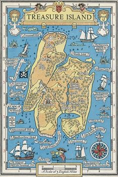 Writers including JM Barrie, Compton Mackenzie, George Orwell and Robert Louis Stevenson spent formative periods on the remote, wild, romantic Hebrides Treasure Island Map, Treasure Maps, Treasure Planet, Pirate Treasure, Imaginary Maps, Middle Earth Map, Jm Barrie, Pirate Maps, Hundred Acre Woods