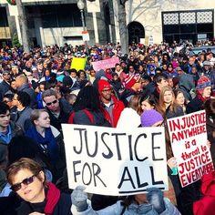 """""""Black Lives Matter"""" March"""