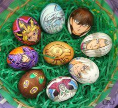 YuGiOh Easter Eggs XD