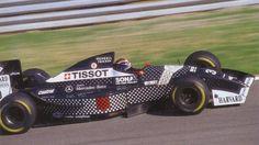 F1 Sauber Mercedes C13 1994 H. H Frentzen