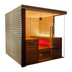 Lindea large Sauna Sauna, Large Homes, Pool Designs, Bunk Beds, Divider, Loft, Furniture, Home Decor, Decoration Home