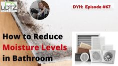 Excess moisture in the bathroom is one of the chief challenges homeowners face in their bathroom. It is crucial to identify why it's happening and how to minimize it. #waterdamage #bathroomtips #lotzofanswers #bathroomrepairs #bathroomremodel #bathroomrenovation #bathroomremodeling #bathroomrenovations #waterdamagerepair #bathroomremodeler #handyman #painters #plumber #drywaller #drywallrepair
