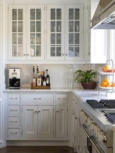 Coastal Style: Hamptons Style Kitchen Makeover