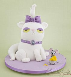 Opal (Rarity's Cat) from MLP: FiM
