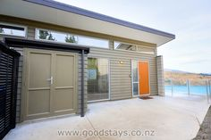 New Zealand, Garage Doors, The Unit, Places, Outdoor Decor, Top, House, Home Decor, Decoration Home