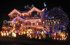 'The Great Christmas Light Fight' on ABC.