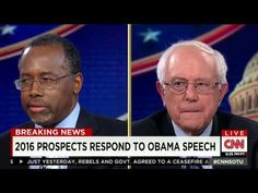 #Sanders Reacts to the State of the Union Address