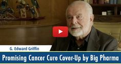 Video – Promising Cancer Cure Cover-Up by Big Pharma