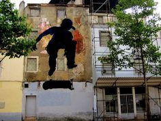 street art | sam3??? | lisbon
