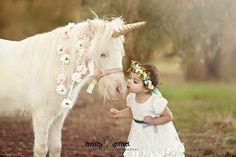 Loni Smith Photography - Utah whimsical child photography, children photographer, Salt Lake photographer, unicorn